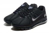 nike air max 2013 homme chaussures noir blanc 5006