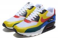 Nike Air Max 90 Femme Chaussures Blanc 2005 [N_AM90_680094