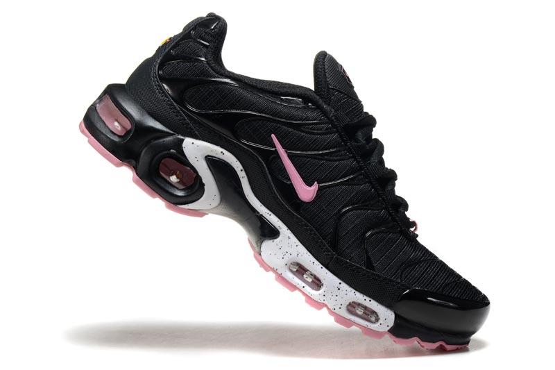 76630a6955 Nike Air Max TN Femme Chaussures Noir Rose 1004 [N_AMTN_68003 ...