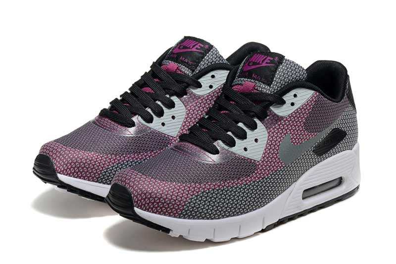 no sale tax best quality wholesale outlet Nike Air Max 90 Homme Chaussures Rose Gris 3028 [N_AM90_550132 ...