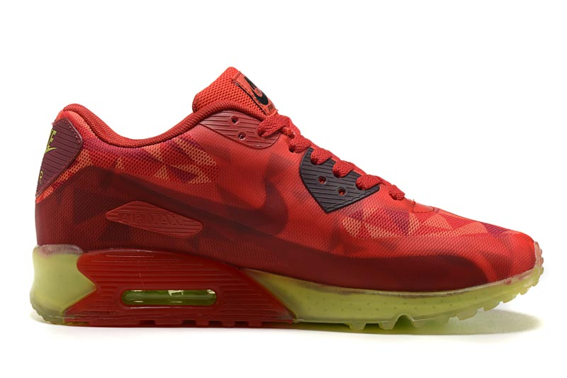 nike air max 90 homme chaussures rouge