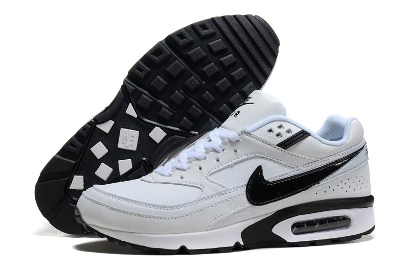 sale retailer ad6c1 3f07c nike air max bw homme chaussures blanc noir 3004