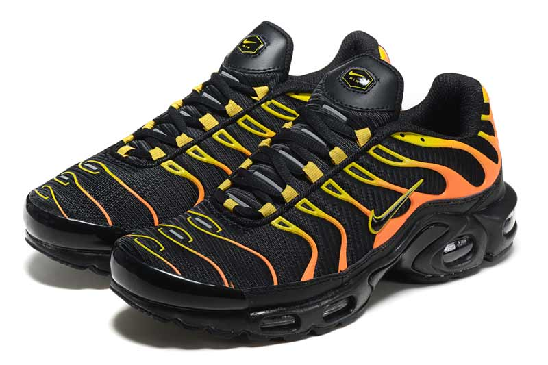 finest selection 74df0 9bab7 Nike Air Max TN Homme Chaussures Orange Noir 2011