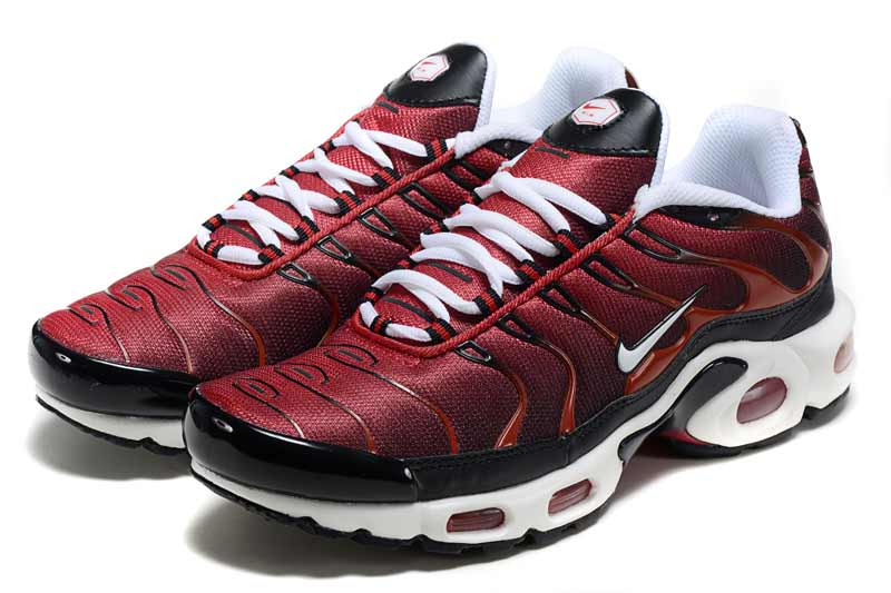 huge discount ba713 dc5bd Nike Air Max TN Homme Chaussures Rouge Blanc 2002