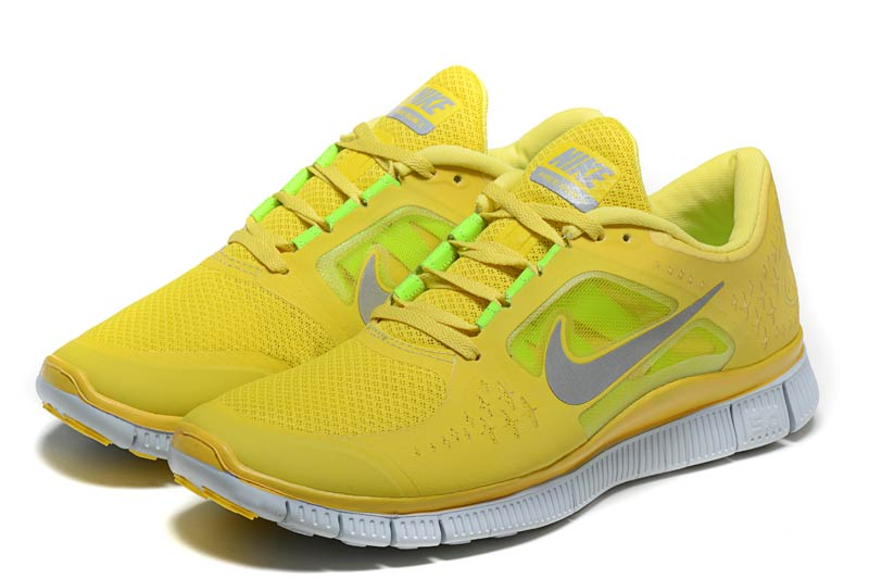 nike free 5 0 v3 homme chaussures jaune vert 2007 n f50v3. Black Bedroom Furniture Sets. Home Design Ideas
